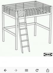hochbett etagenbett gebraucht kaufen 3 st bis 70 g nstiger. Black Bedroom Furniture Sets. Home Design Ideas