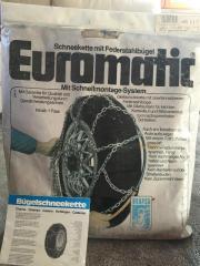Euromatic Schneeketten