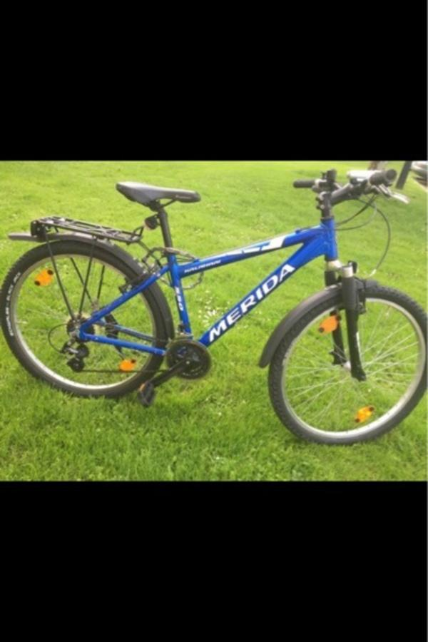 fahrrad 26 zoll 21 gang merida marken mountenbike in lochau mountain bikes bmx r der. Black Bedroom Furniture Sets. Home Design Ideas