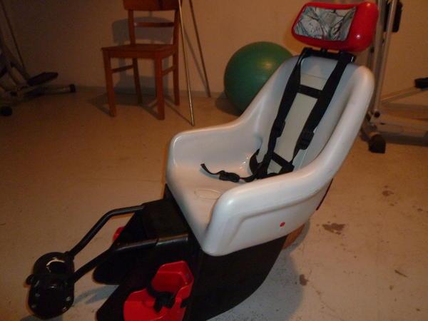 fahrrad kindersitz kettler in rothenburg fahrradsitze. Black Bedroom Furniture Sets. Home Design Ideas