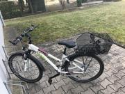Fahrrad von Lakes