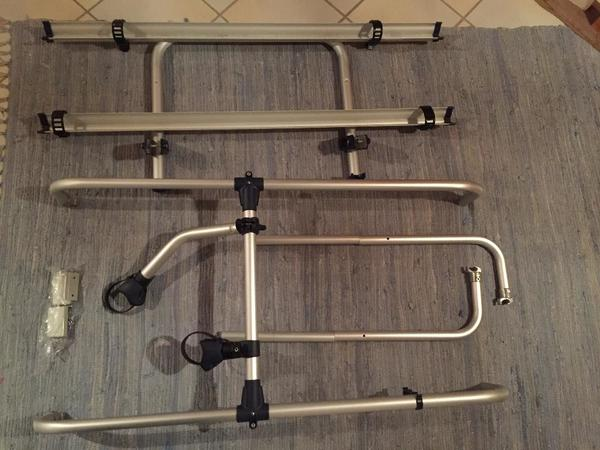 fahrradtr ger thule omnistor f r wohnmobil oder wagen in. Black Bedroom Furniture Sets. Home Design Ideas