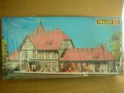Faller 116 Bahnhof