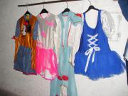 Faschingskleider für Kinder