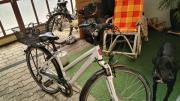 Fast nagelneues Fahrrad