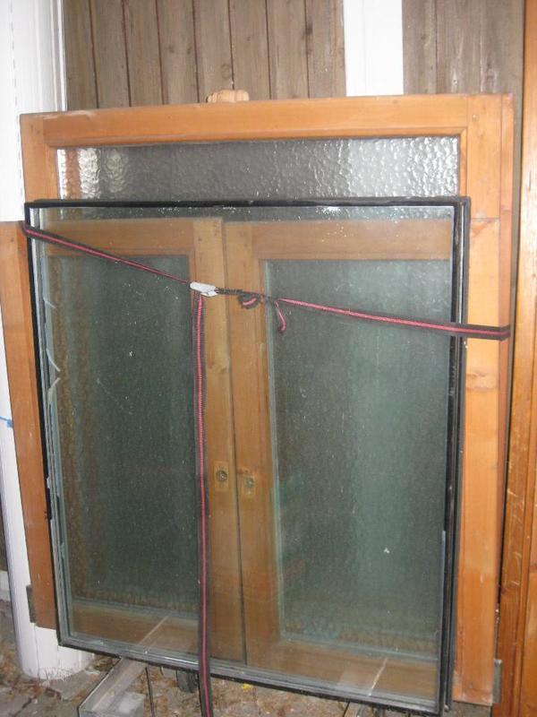 fenster isolierglas ohne stock 2 x h 95 x b 53 cm strukturglas in wang fenster roll den. Black Bedroom Furniture Sets. Home Design Ideas
