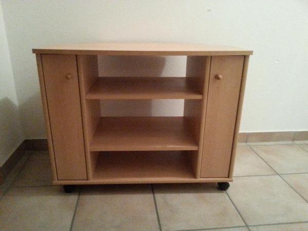 fernsehtisch buche neu und gebraucht kaufen bei. Black Bedroom Furniture Sets. Home Design Ideas