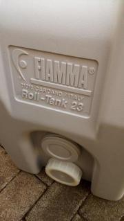 FIAMMA Abwasserrolltank