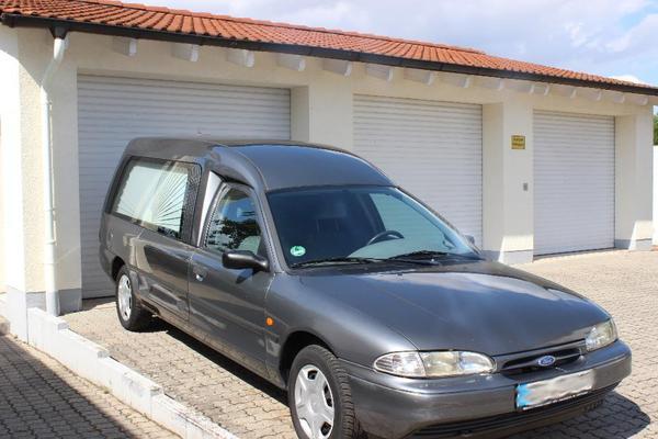 ford mondeo bestattungswagen leichenwagen hearse in lingenfeld ford sonstige kaufen und. Black Bedroom Furniture Sets. Home Design Ideas
