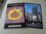 Friedensreich Hundertwasser Poster