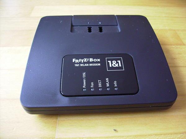 fritz box 7312 in ludwigshafen df modems isdn dsl kaufen und verkaufen ber private. Black Bedroom Furniture Sets. Home Design Ideas