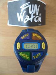 Fun-Watch Armbanduhr
