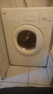 Funktionsfähige Waschmaschine zu