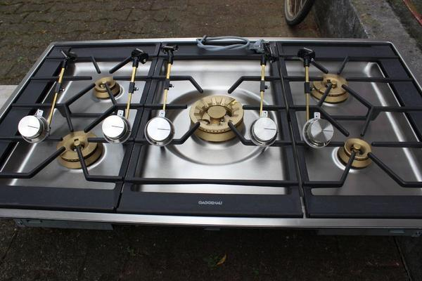 gaggenau gas kochfeld cg 492 110 in aachen k chenherde. Black Bedroom Furniture Sets. Home Design Ideas