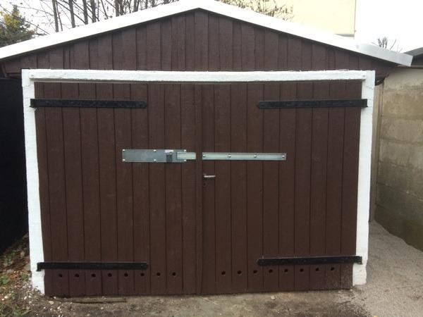 garagen verrieglung schloss holz tor riegel in chemnitz t ren zargen tore alarmanlagen. Black Bedroom Furniture Sets. Home Design Ideas