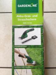 Gardenline Akku-Gras-