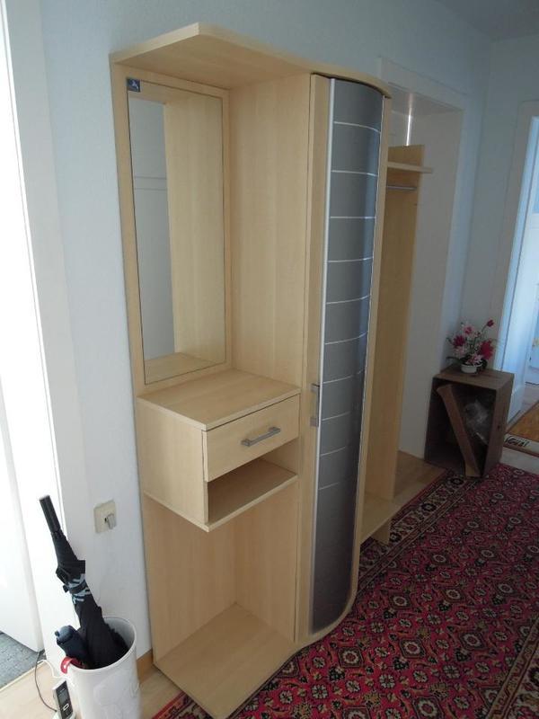 garderobe eiche kaufen gebraucht und g nstig. Black Bedroom Furniture Sets. Home Design Ideas