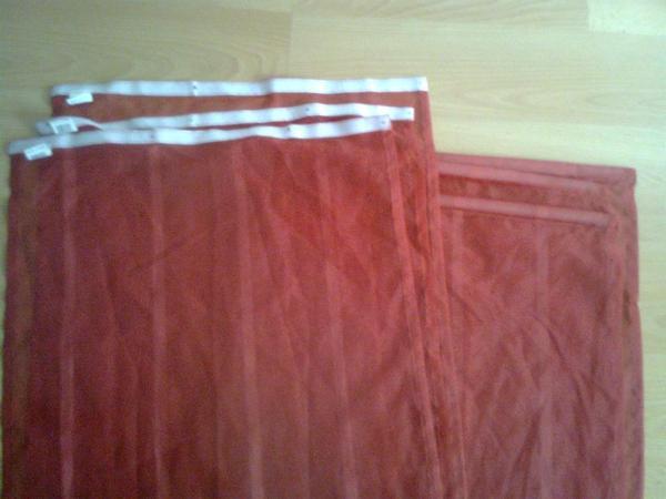 gardinen schiebevorh nge 3 st ck in m nchen gardinen jalousien kaufen und verkaufen ber. Black Bedroom Furniture Sets. Home Design Ideas