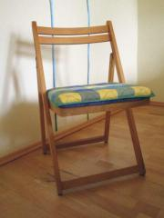 Garten - Holzklappstühle