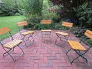 Gartenstühle / Klappstühle / Biergartenstühle -