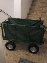 Gartenwagen in XXL