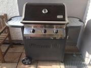 Gas-Grill-Station