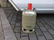 Gasflasche 11Kg leer
