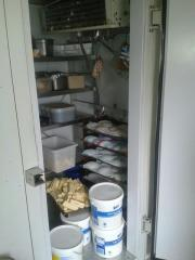 Gastronomie Kühlzelle