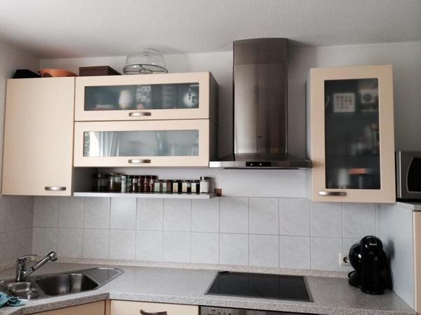 gebrauchte alno k che inkl markenelektroger te guter. Black Bedroom Furniture Sets. Home Design Ideas