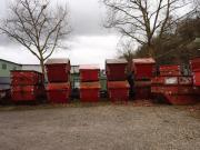 Gebrauchter Absetzcontainer ( Preise