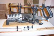 Gehrungssäge,Tisch.400mm,