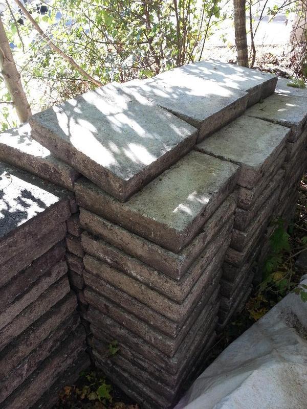 gehwegplatten betonplatten 30x30 cm in n rnberg sonstiges material f r den hausbau kaufen und. Black Bedroom Furniture Sets. Home Design Ideas