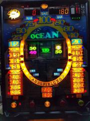 Geldspielautomat Ocean, Leiselüfter,