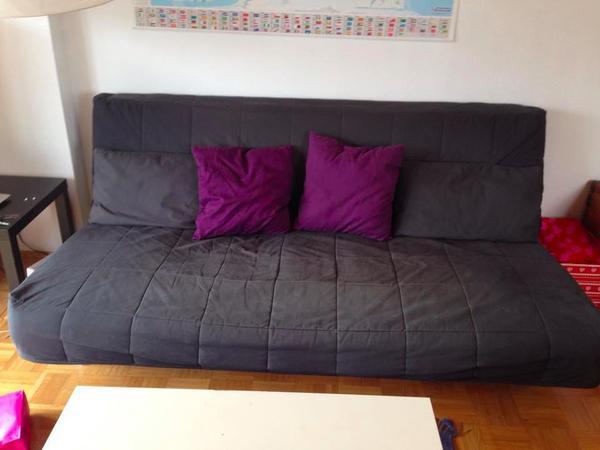 gem tliches schlafsofa in m nchen polster sessel couch kaufen und verkaufen ber private. Black Bedroom Furniture Sets. Home Design Ideas