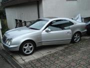 Gepflegter Mercedes CLK