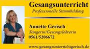 Gesangsunterricht in Kassel