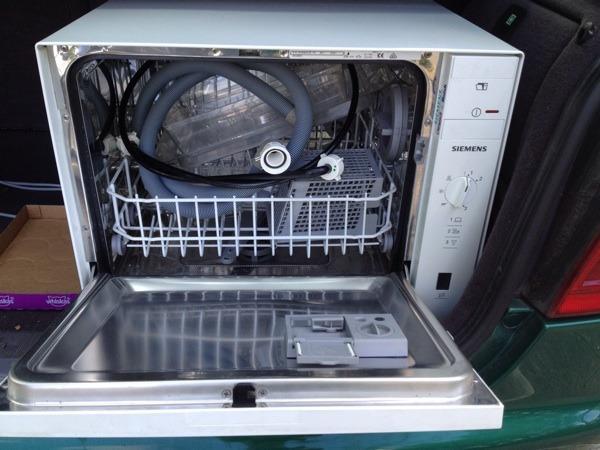 Geschirrspulmaschine tischgeschirrspuler siemens for Geschirrspülmaschine siemens