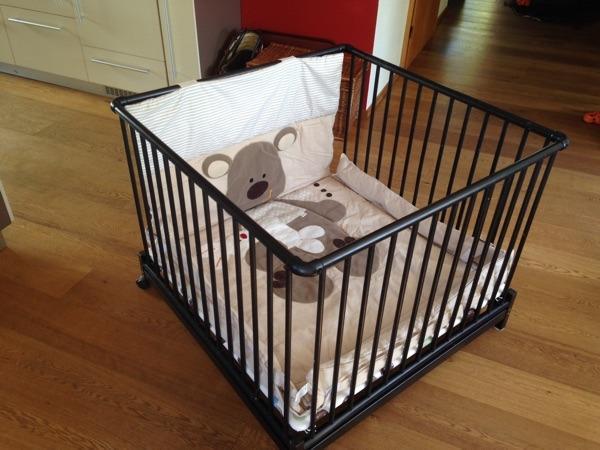 laufgitter h henverstellbar neu und gebraucht kaufen bei. Black Bedroom Furniture Sets. Home Design Ideas