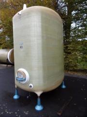 GFK Tank / Weintank