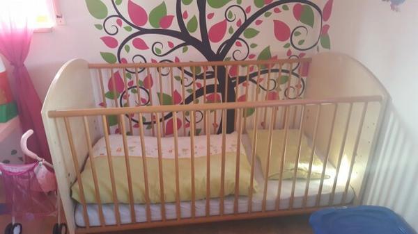 gitterbett juniorbett kaufen gebraucht und g nstig. Black Bedroom Furniture Sets. Home Design Ideas