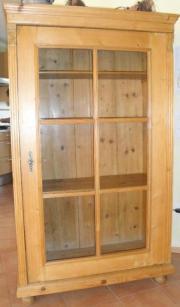 glasvitrine fichte haushalt m bel gebraucht und neu kaufen. Black Bedroom Furniture Sets. Home Design Ideas