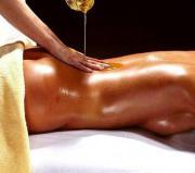 GLÜCKSTANKSTELLE, Massage für