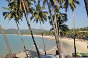 Goa mit Yoga