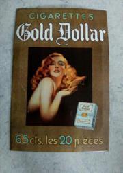 Gold Dollar Cigarettes