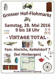 Großer Hofflohmarkt 29584