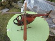 großer Hubschrauber