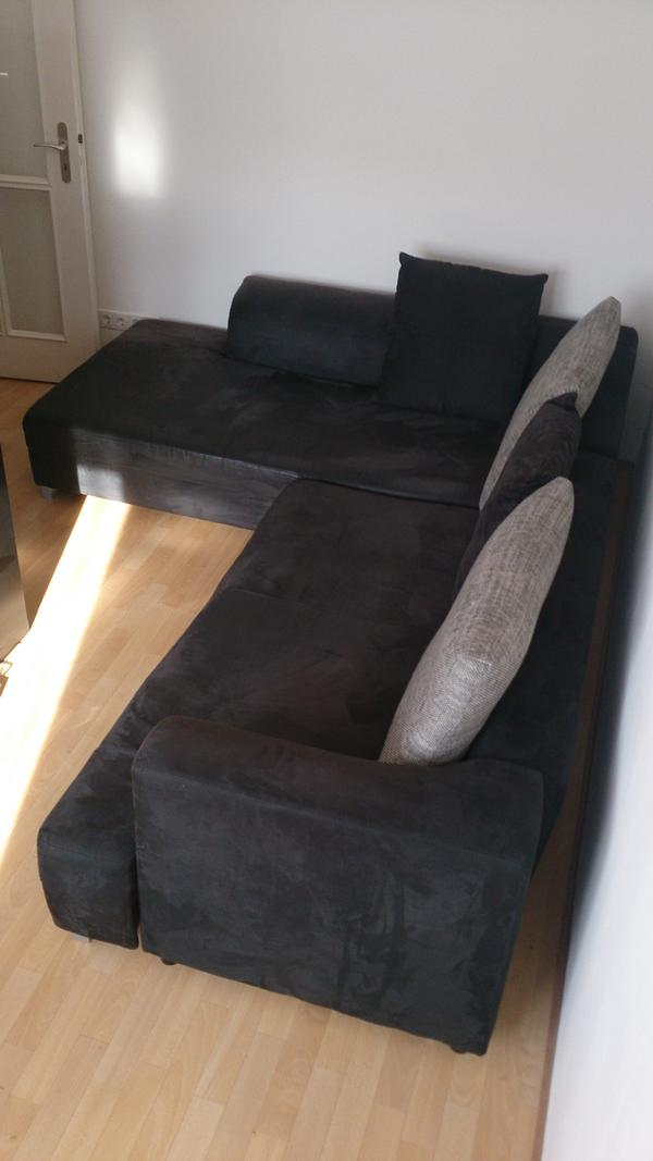 ecksofa wohnlandschaft kaufen gebraucht und g nstig. Black Bedroom Furniture Sets. Home Design Ideas