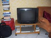 Grundig Farbfernseher voll