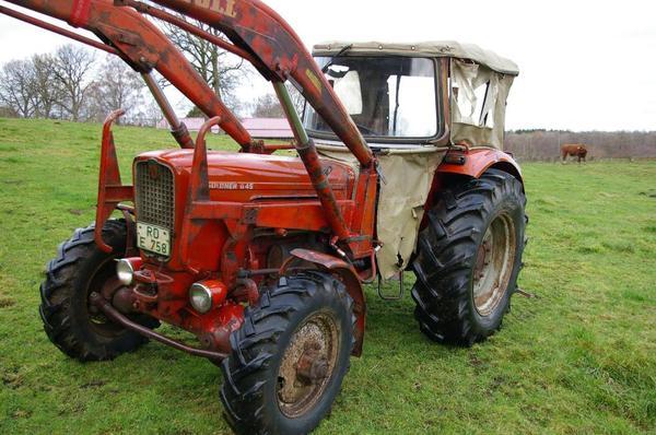g ldner g 45 traktoren landwirtschaftliche fahrzeuge. Black Bedroom Furniture Sets. Home Design Ideas
