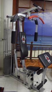 Hammer Fitnessgym.station